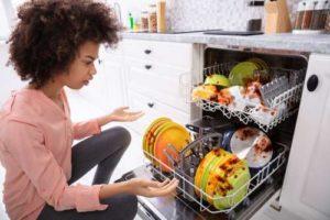Lave-vaisselle qui fonctionne mal
